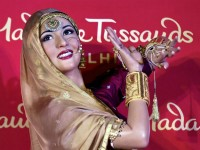 Madhubala S Wax Statue Unveiled At Madame Tussauds