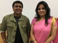 Director Amr Ramesh Met Dig Roopa