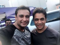 Darshan Has Posted About Arjun Sarja In His Facebook Account