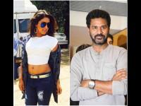 Samyuktha Hegde Bags Film Opposite Prabhudheva