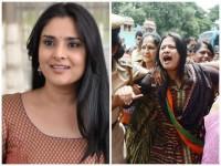 Shilpa Ganesh Annoyed With Ex Mp Kannada Actress Ramya