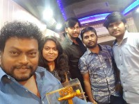 Filmibeat Kannada Felicitates Best Comedian 2016 Sadhu Kokila