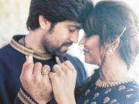 Its Been A Year For Yash Radhika Pandit Engagement