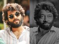Ram Gopal Varma As A Arjun Reddy
