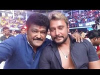 Kannada Actor Jaggesh Wishes Good Luck For Darshan Movie Tarak