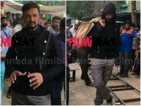 Bigg Boss Kannada 5 Promo Shoot Making Photos