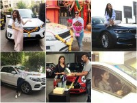 In Pics South Actress Super Luxurious Cars