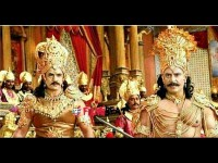 In Pic Arjun Sarja As Karna In Kurukshetra