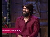 Rocking Star Yash Interviewed Shri Jagadguru Jaggi Vasudev
