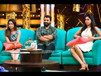 Vijaya Raghavendra Nabha Natesh And Manvitha Harish In Super Talk Time