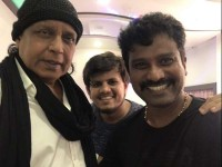 Director Prem Thanking Actor Mithun Chakraborty