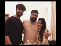 Telugu Actor Chiranjeevi S Son In Law To Enter Films