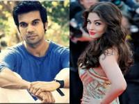 Rajkummar Rao Nervous About Romancing Aishwarya Rai