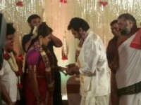 Chiranjeevi Sarja Gets Engaged To Meghana Raj