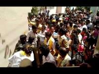 Balakrishna Slaps A Fan For Agian