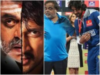 Rebel Star Ambareesh Is Back To Play Lead Sudeep In Cameo