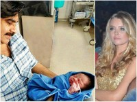 Pawan Kalyan Wife Anna Lezhneva Are Parents To Newborn Son