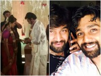 Dhruva Sarja Wishes To His Brother Chiranjeevi Sarja And Meghana Raj