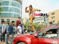Shiva Rajkumar Shooting In The Villain