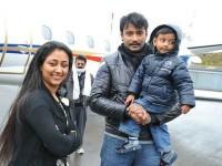 Vijaya Lakshmi Congrats To Darshan