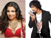 Vidya Balan Sonu Nigam On National Anthem In Theatres