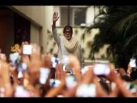 Bollywood Actor Amitabh Bachchan Turns