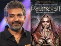 Baahubali Director Ss Rajamouli S Reaction On Padmavati Trailer