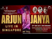 Today Arjun Janya Music Magic In Singapore