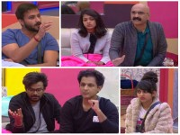 Bigg Boss Kannada 5 Fight Over Biscuits And Ice Cream
