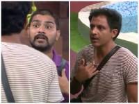 Bigg Boss Kannada 5 Verbal Fight Between Diwakar And Riyaz Basha