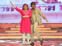 Malashree As Special Guest In Udaya Singer Juniors Reality Show