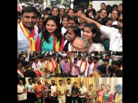 Will Actress Amulya Enter Politics