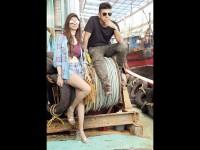 Shivaraj Kumar And Manvitha Harish Busy With Tagaru Song Shooting In Goa