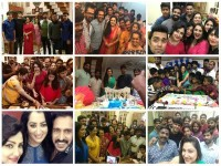 In Pics Priyanka Upendra S 40th Birthday Celebration