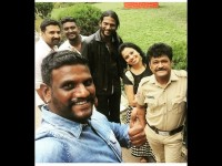 Jaggesh To Play Cop Roll In 8mm Kannada Movie