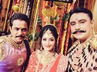 Meghana Raj Will Play Bhanumati Character Kurukshetra