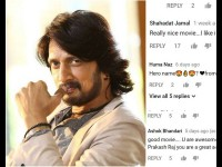 Pakistan And Bangladesh Fans Comment On Sudeep S Kotigobba