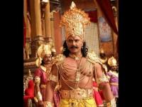 Meghana Raj Joins Kurukshetra With Darshan