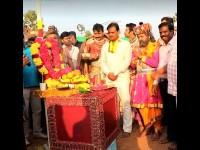 Kurukshetra Movie Team Celebrates Kannada Rajyotsava