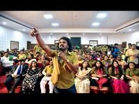 Kannada Actor Upendra Kick Starts His Party Promotion From Mysoru