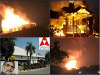 Fire Breaks Out In Nagarjuna S Annapurna Studios
