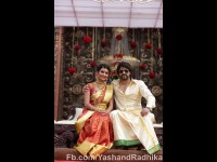 Yash And Radhika To Celebrate Their First Wedding Anniversary On December 7th