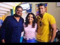 Darshan Has Visited Life Jothe Ondu Selfie Movie Set