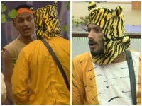 Bigg Boss Kannada 5 Week 8 Verbal Fight Between Riyaz Basha And Jaganath