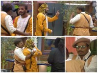 Bigg Boss Kannada 5 Week 8 Verbal Fight Between Akul Balaji And Jaganath