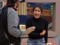 Bigg Boss Kannada 5 Week 10 Samyuktha Hegde Fought With Riiyaz And Diwakar