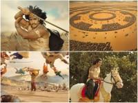 Nikhil Kumar S Kurukshetra Movie Teaser Released
