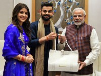 Virat Kohli And Anushka Sharma Invited Pm Modi For Their Reception