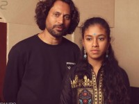 Arun Sagar S Daughter Aditi Sagar Debuts As A Singer