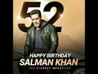 Salman Khan Celebrating His 52nd Birthday